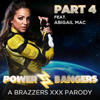 Power Bangers: A XXX Parody Part 4